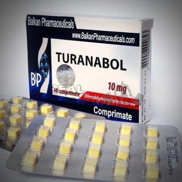 Turinabol Kur