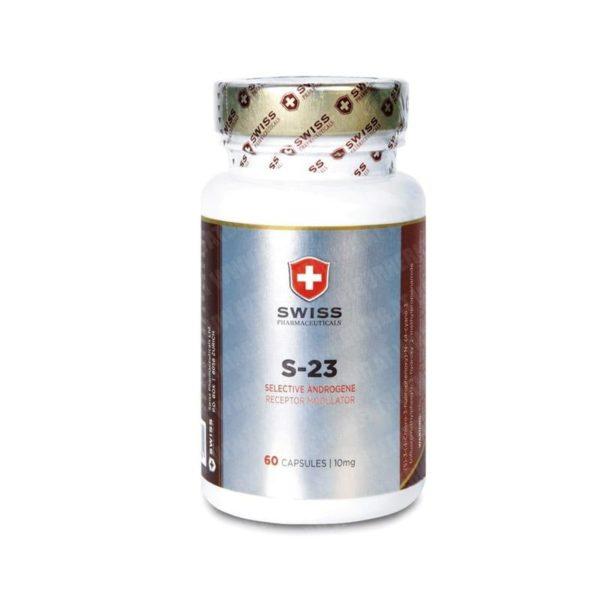 s23 swi̇ss pharma prohormon 1