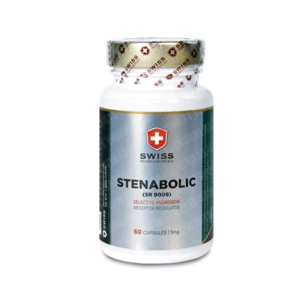 stenabolic swi̇ss pharma prohormon 1